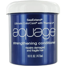 Aquage By Aquage Sea Extend Strengthening Conditioner For Damaged And Fragile Hair 16 Oz For Unisex