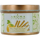 Peace Pearl Aromatherapy By Peace Pearl Aromatherapy One 2.5X1.75 Inch Tin Soy Aromatherapy Candle