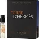Terre D'Hermes By Hermes Parfum Spray Vial On Card For Men