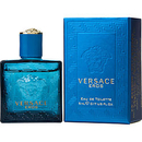 Versace Eros By Gianni Versace Edt .17 Oz Mini For Men