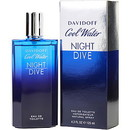 COOL WATER NIGHT DIVE by Davidoff Edt Spray 4.2 Oz For Men