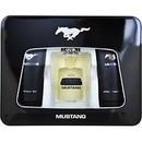 Mustang By Estee Lauder - Edt Spray 3.4 Oz & Aftershave Balm 5 Oz & Shower Gel 5 Oz For Men