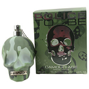 Police To Be Camouflage By Police Edt Spray 4.2 Oz For Men
