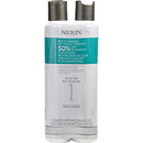 Nioxin By Nioxin - Hc_Set-2 Piece System 1 Duo With Cleanser 10.1 Oz & Scalp Therapy Conditioner 10.1 Oz, For Unisex