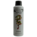 Ed Hardy Tattoo Parlour By Christian Audigier - Legend Deodorant Body Spray 6 Oz For Men