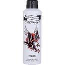 Ed Hardy Tattoo Parlour By Christian Audigier - Force Deodorant Body Spray 6 Oz , For Men