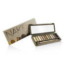 Urban Decay By Urban Decay - Naked 2 Eyeshadow Palette: 12X Eyeshadow, 1X Doubled Ended Shadow Blending Brush, For Women