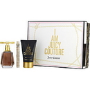 JUICY COUTURE I AM JUICY COUTURE by Juicy Couture Eau De Parfum Spray 3.4 Oz & Shimmering Body Lotion 4.2 Oz & Eau De Parfum Pen Spray .33 Oz Mini Women
