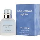 D & G Light Blue Eau Intense By Dolce & Gabbana - Eau De Parfum Spray 1.6 Oz , For Men