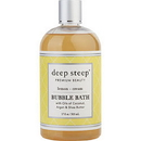 Deep Steep By Deep Steep - Lemon Cream Bubble Bath 17 Oz , For Unisex