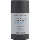 L'Eau D'Issey Pour Homme Sport By Issey Miyake - Deodorant Stick Alcohol Free 2.6 Oz, For Men