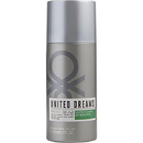 Benetton United Dreams Aim High By Benetton - Deodorant Spray 5.1 Oz, For Men