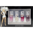 Paris Hilton Variety By Paris Hilton - 4 Piece Womens Variety With Paris Hilton & Can Can Burlesque & Heiress & Can Can And All Are Eau De Parfum Spray .5 Oz, For Women