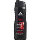 Adidas Team Force By Adidas - 3 In 1 Face And Body Shower Gel 16 Oz , For Men