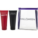 HALLOWEEN VARIETY by Jesus del Pozo 2 Piece Variety With Halloween & Halloween Rock On And Both Are Shower Gel 3.4 Oz & Vanity Case (U) Men