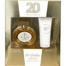 HER GOLDEN SECRET by Antonio Banderas Edt Spray 2.7 Oz & Body Lotion 2.5 Oz Women