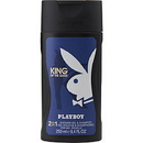 Playboy King Of The Game By Playboy - Shower Gel & Shampoo 8.4 Oz, For Men