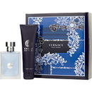 Versace Signature By Gianni Versace - Edt Spray 3.4 Oz & Hair And Body Shampoo 5 Oz, For Men