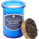 Blackberry Brandy Scented By - Spirit Jar Candle - 5 Oz. Burns Approx. 35 Hrs., For Unisex