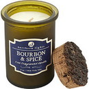 BOURBON & SPICE SCENTED by  Spirit Jar Candle - 5 Oz. Burns Approx. 35 Hrs. Unisex