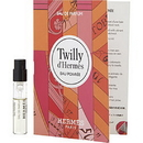 Twilly D'Hermes Eau Poivree By Hermes Eau De Parfum Spray Vial On Card Women