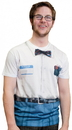 Faux Real F110998 Nerd Costume