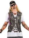 Faux Real F113261 Mens Tattoo Sleeves Costume