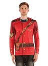 Faux Real F114388 Canadian Mountie Costume