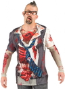 Faux Real F115709 Zombie Costume - Mens Costume