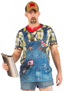 Faux Real F115950 Mens Hillbilly