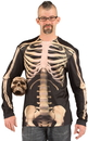 Faux Real F118481 Skeleton Costume Costume