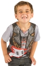 Faux Real F118763 Toddler Rockstar Costume