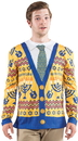 Faux Real F122019 Ugly Hanukkah Sweater T-Shirt Costume