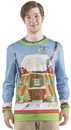 Faux Real F123149 Elves Gone Wild Sweater T-Shirt Costume