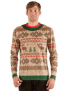 Faux Real F126707 Traditional Reindeer Sweater Costume