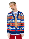 Faux Real F130560 Baa Humbug Ugly Xmas Sweater Costume
