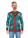 Faux Real F130561 Lick My Candy Cane Xmas Sweater Costume