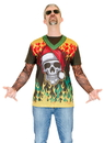Faux Real F131161 Heavy Metal Xmas w/ Tattoos Costume