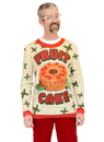 Faux Real F131184 Fruit Cake Xmas Sweater Costume