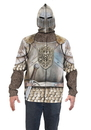 Faux Real F133666 Knight Mask Hoodie