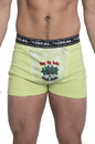 Faux Real F150997 Xmas Silver Bells Boxers