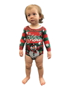 Faux Real F151102 Ugly Xmas Family Infant Snow