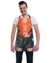 Faux Real F158081-OSFM Hunter Apron