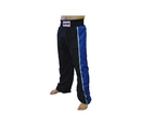 Top Ten Pants, Black/Blue - 0606 B