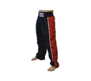 Top Ten Pants, Black/Red - 0606 R