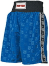 TOP TEN Boxing Trunks (Blue)