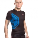 Top Ten MMA Rashguard SuperStar, Black