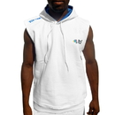 Top Ten ITF Sleeveless Hoody - 1449-10
