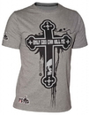 TOP TEN T-Shirt - MMA CROSS 1471-1