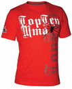 TOP TEN T-Shirt - MMA SPIDER 1474-4